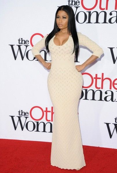 Nicki Minaj Photos Photos: 'The Other Woman' Premieres in LA ...