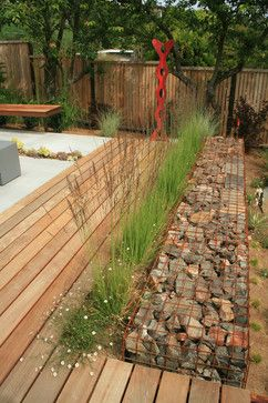 Barriers Especially Internal Barriers In Contemporary Garden Design Dont Have To Be Contemporary Landscape Design Landscape Design Contemporary Garden Design
