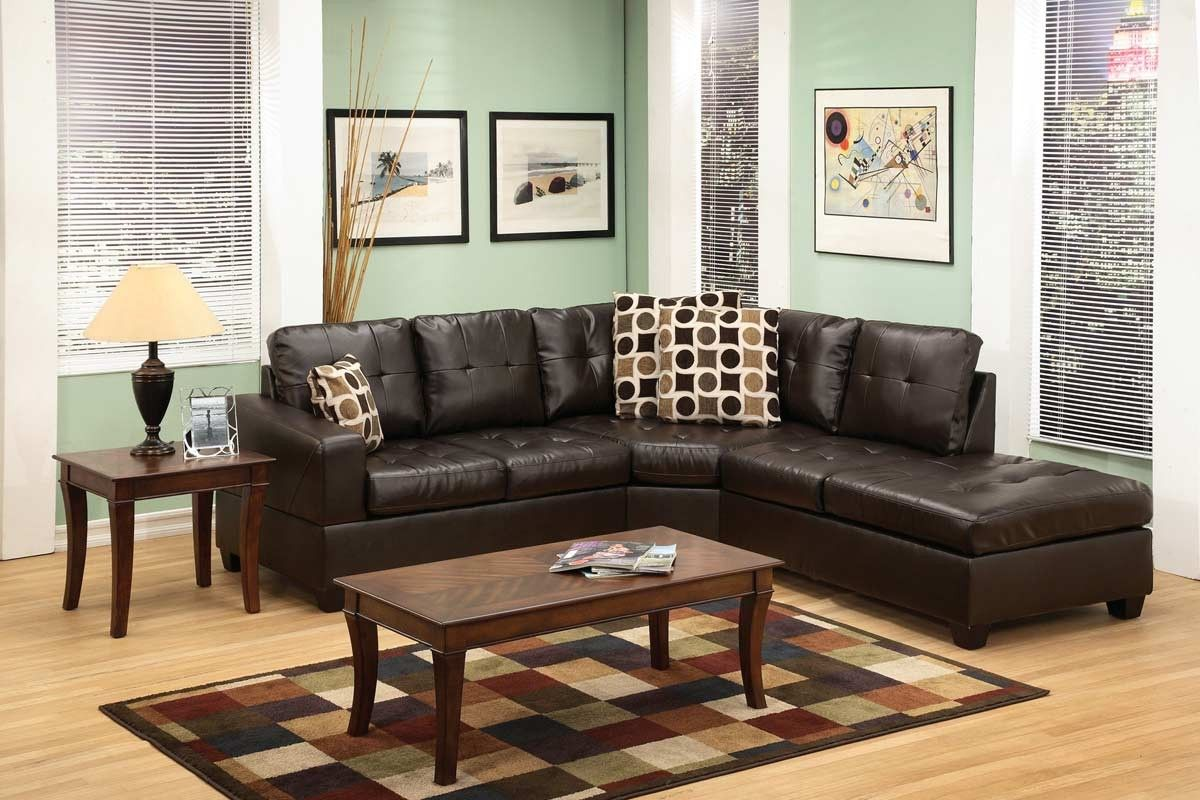 bonded leather sectional sofa - orange county furniture warehouse