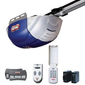 Genie Quietlift 800 1 2 Hp Dc Motor Belt Drive Garage Door Opener 2042 Tk At The Home Depot Garage Doors Best Garage Doors Garage Door Opener