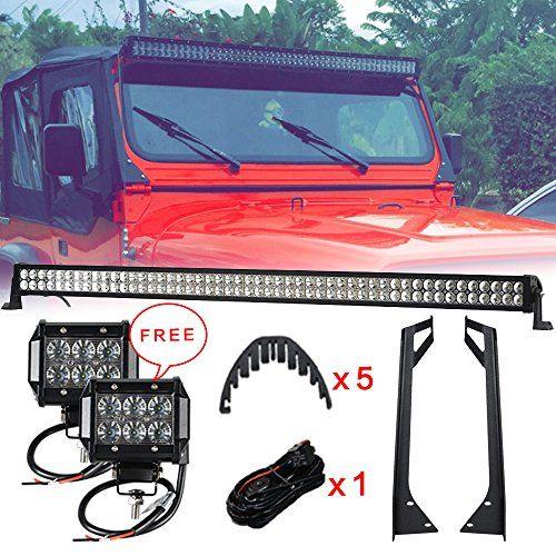 Robot Check Jeep Led Lights Bar Lighting Jeep Lights