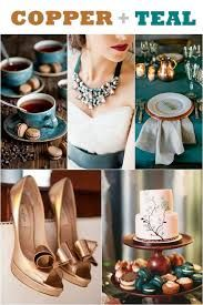 copper and teal - Google Search