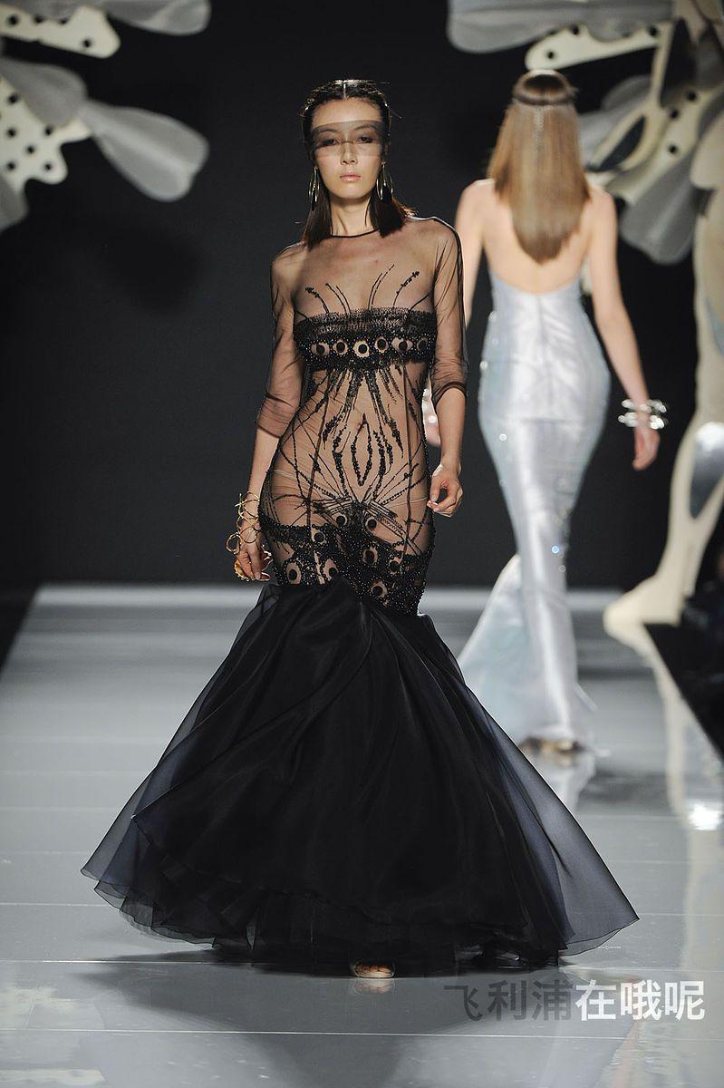 Gattinoni - Couture - Spring-summer 2012