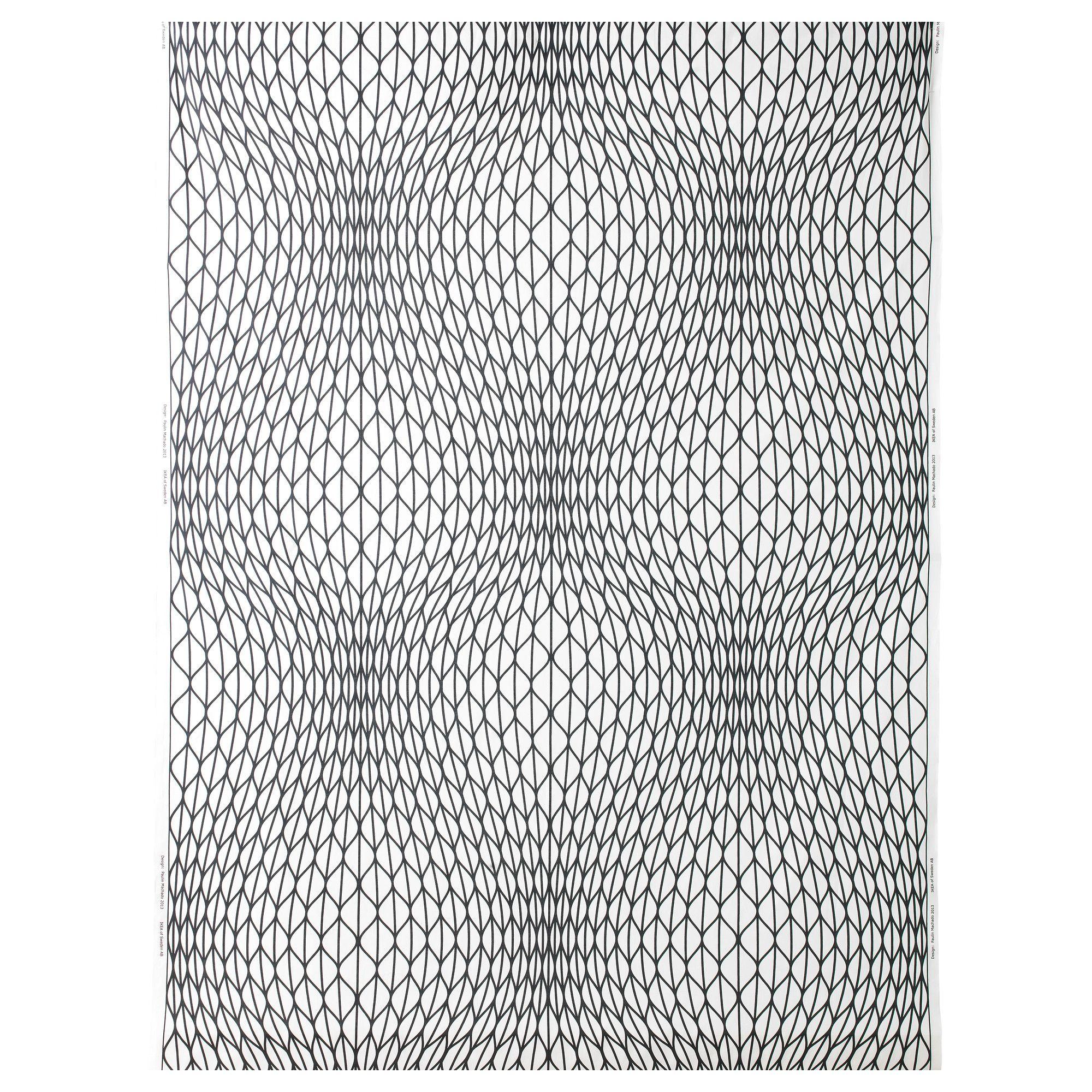 nattljus tissu au m tre ikea tissus ameublement pinterest le metre m tre et ikea. Black Bedroom Furniture Sets. Home Design Ideas