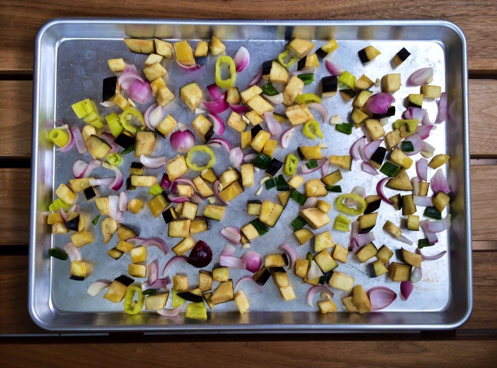 Roasted Eggplant Spread Recipe: A healthy appetizer