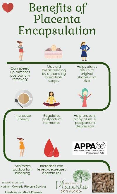 Benefits of Placenta Encapsulation - Northern Colorado ...