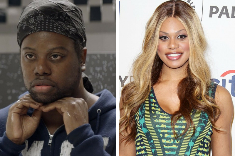 Laverne cox before and after transition-5792