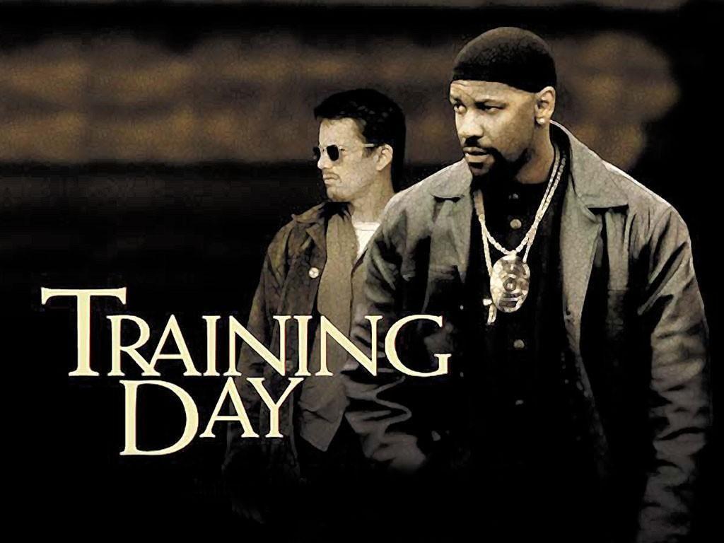 My Favorite Training Ever Training Day Movie Movies Training Day