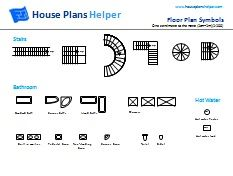 Free Floor Plan Symbols Floor Plan Symbols Free Floor Plans Blueprint Symbols