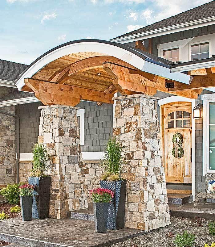 Bedrooms Plan 95039RW Craftsman House Plan with