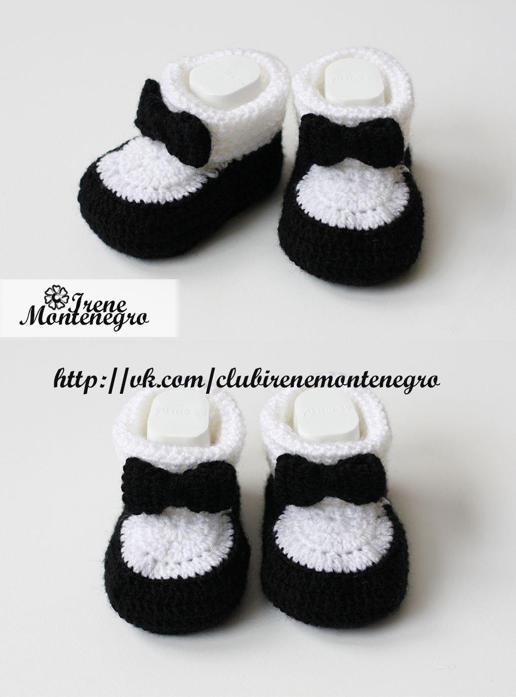 45aca2051 crochet baby booties , baby shoes , пинетки для мальчика , крохотные ножки  , пинетки крючком , черно-белый