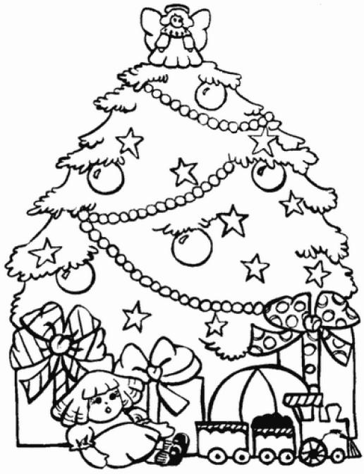 Árvores de Natal para Imprimir e Pintar | Альбом для ескізів | Pinterest