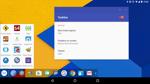 Pin by jose a on Download android games Taskbar (Donate