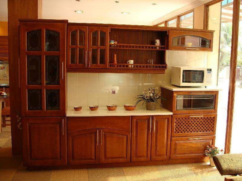 Pin On Rajeev Dining room wooden showcase design