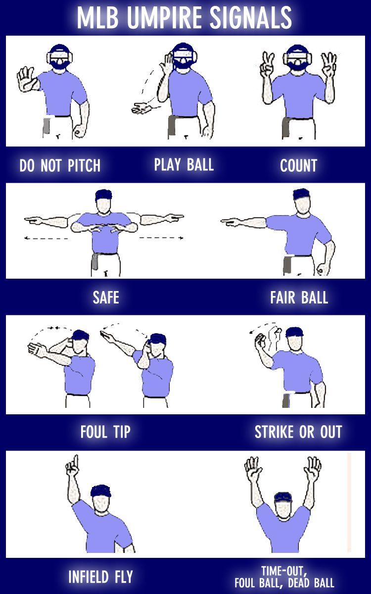 Mlb umpire assignments