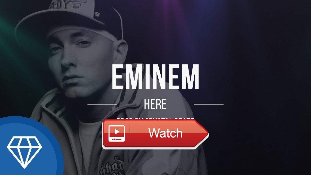 Eminem Type Beat Here Sad Storytelling Hip Hop Rap Beat Prod By