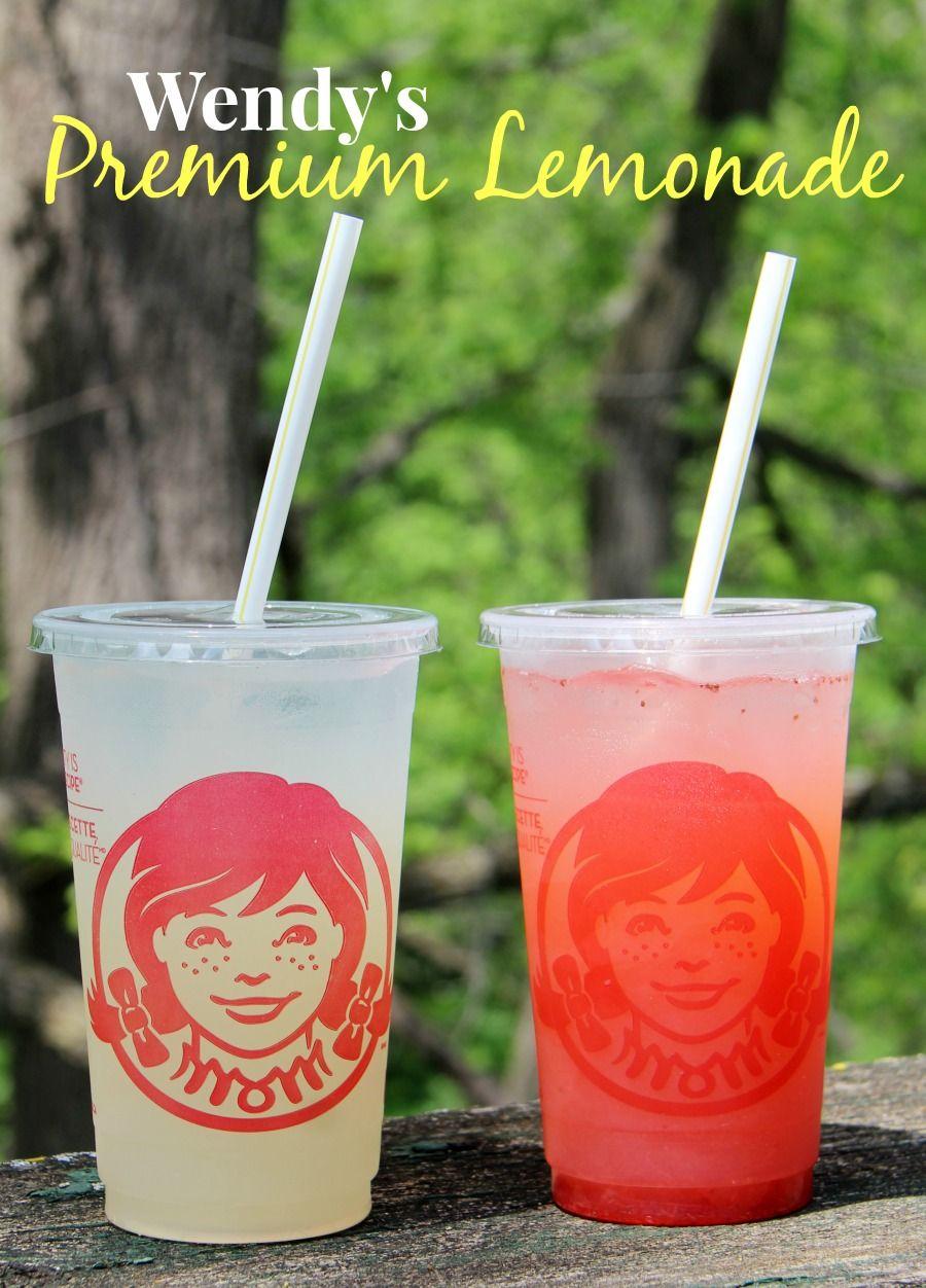 what is the diet lemonade at wendys