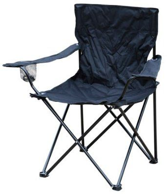 Folding Camping Chair: Amazon.co.uk: Sports & Outdoors | Camping ...