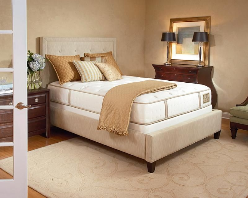 Stearns and Foster - Mary Beth - Luxury Firm - Queen | Mattresses ...