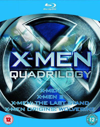 X Men Quadrilogy X Men X2 X Men United X Men The Last Stand X Men Origins Wolverine Blu Ray Http Www Videoonlinestor X Men Wolverine Last Stand