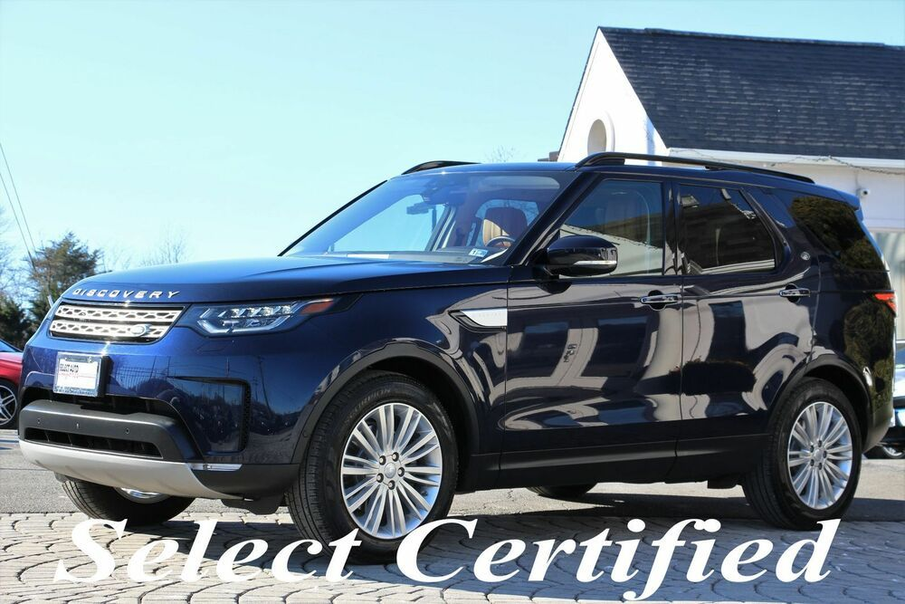 2017 Land Rover Discovery Hse Luxury Td6 Diesel Land Rover Discovery Hse Land Rover Land Rover Discovery