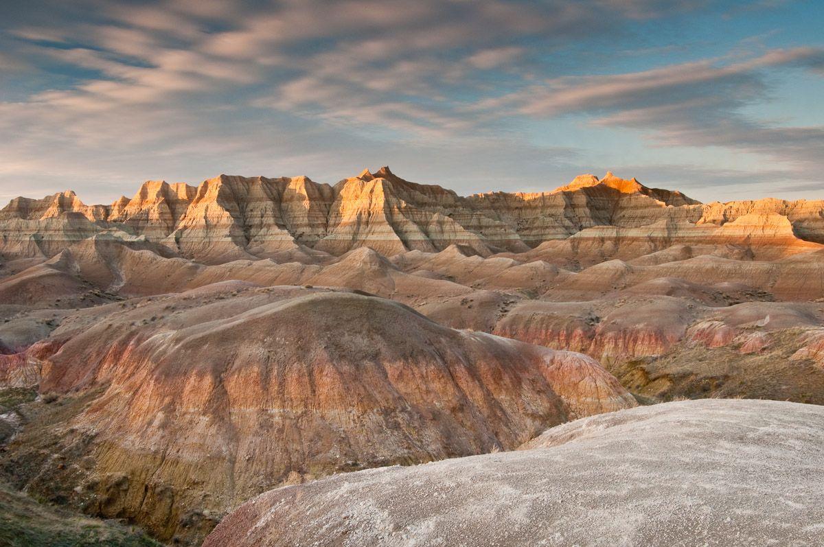 Photo of Badlands National Park South DakotaBadlands