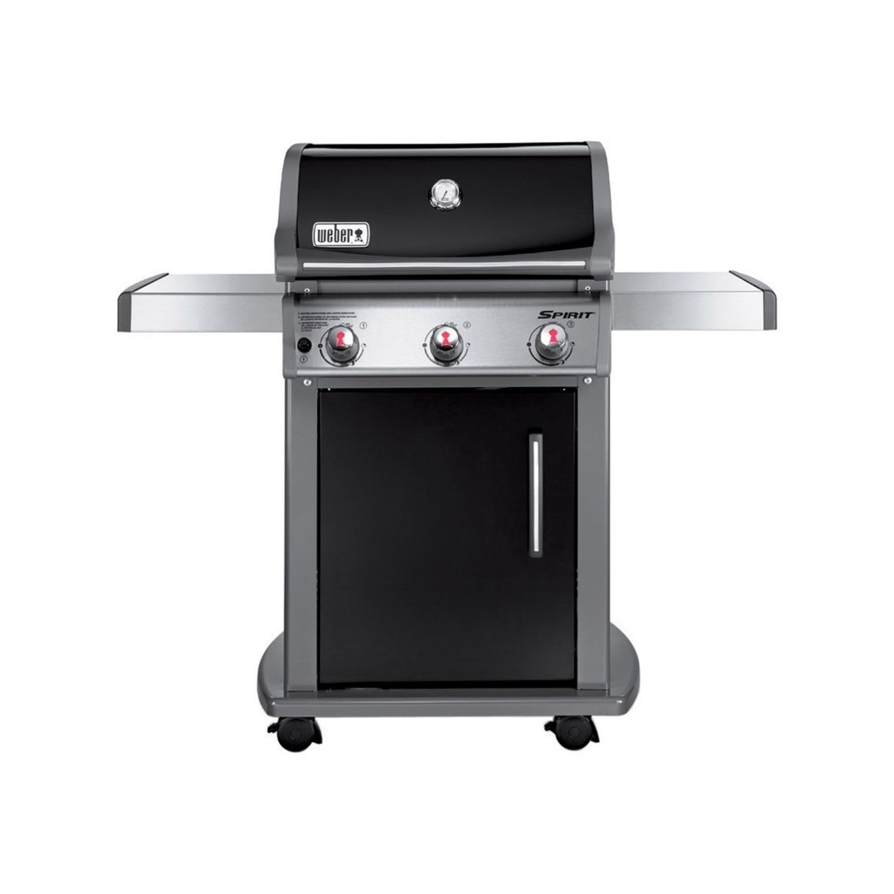 Weber Spirit E 310 Natural Gas Grill 47510001 Gas Grills Ace Hardware Cook S Illustrated Natural Gas Grill Weber Gas Grills Gas Grill Reviews