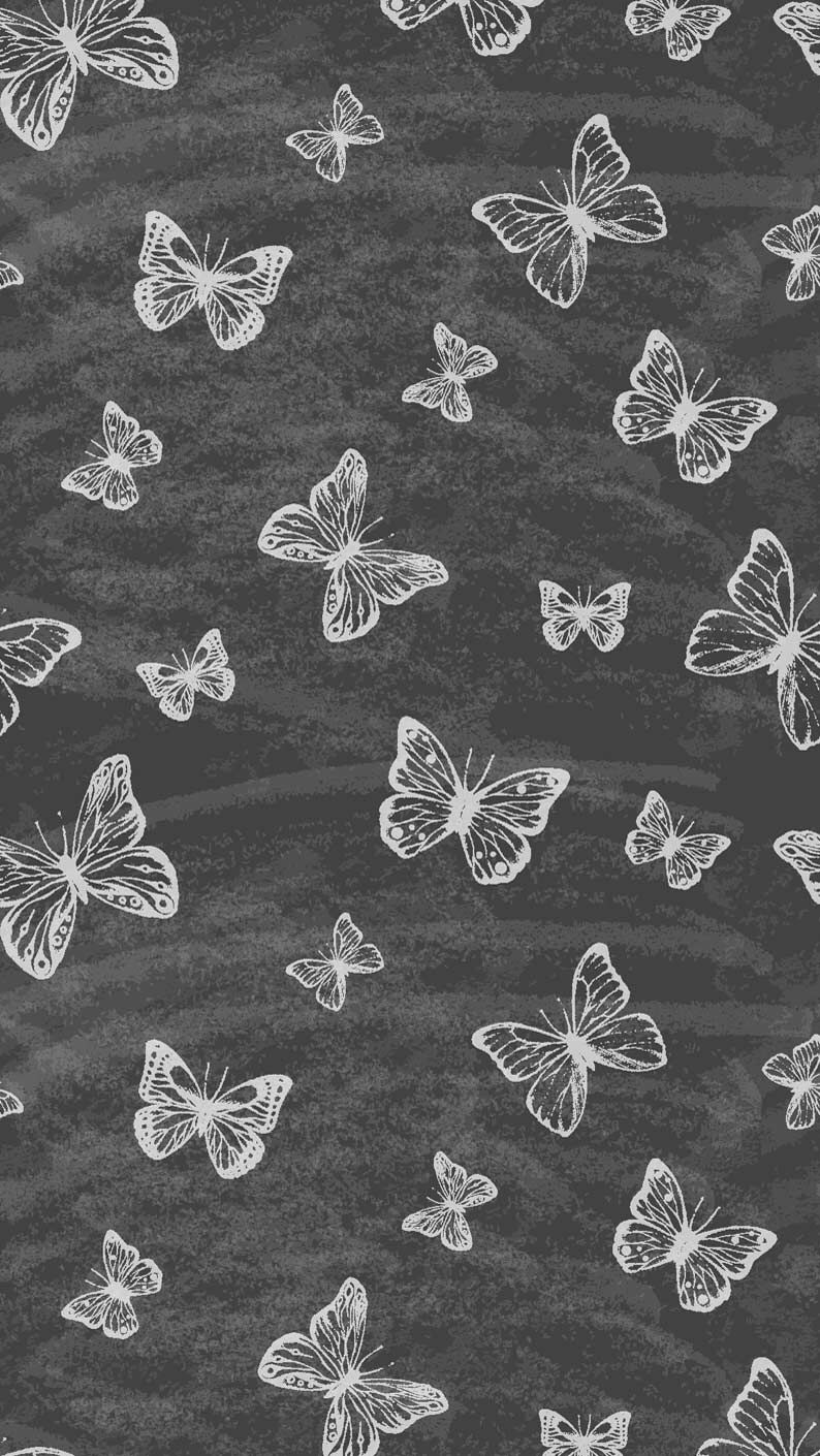 Vzglyanite Na Moj Novyj Fona Iz Icon Skins Butterfly Wallpaper Iphone Cute Patterns Wallpaper Edgy Wallpaper