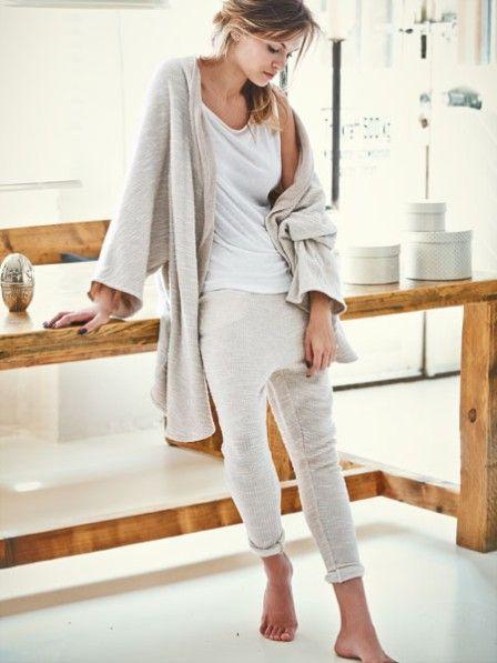 Homewear: Kuschelige Mode für auf die Couch | Mach es dir ...
