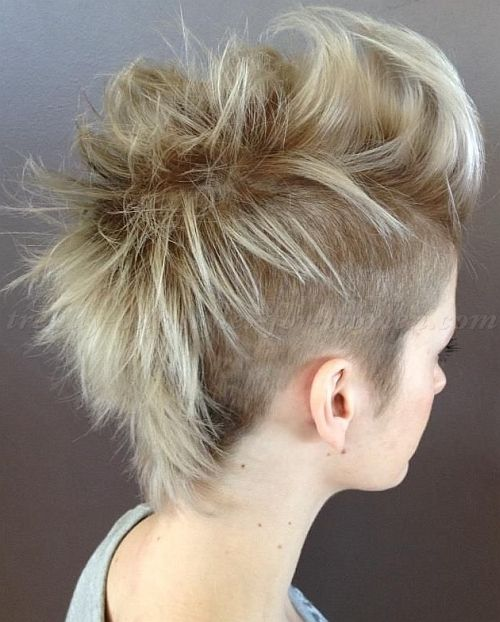 Mohawk Hairstyles For Women braided mohawk styles braided mohawk hairstyles for black women Undercuthairstylesforwomen Shortmohawkhairstyle