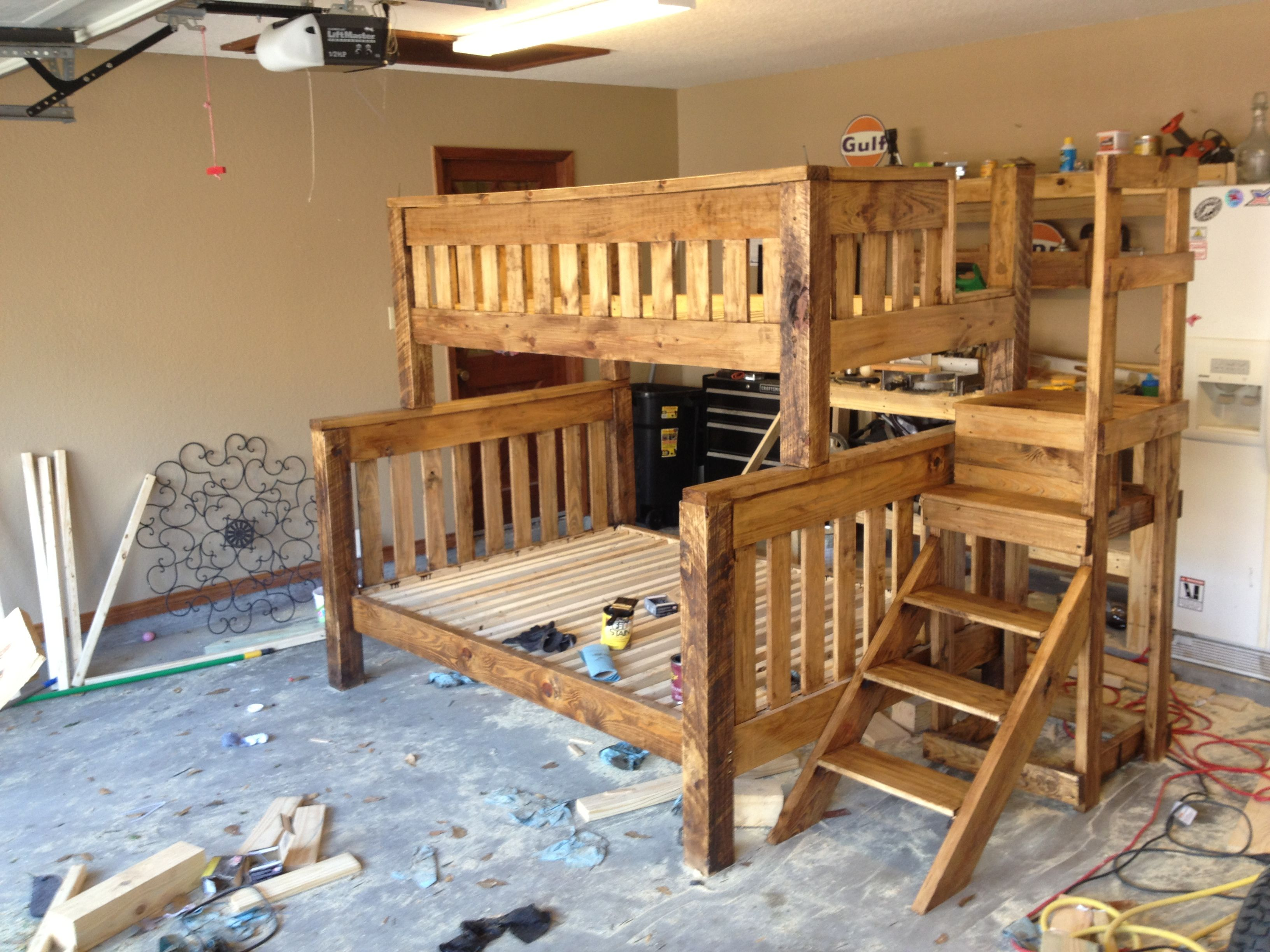 Download Original Queen Size Bunk Beds Full Size Bunk Beds Double Bunk Beds