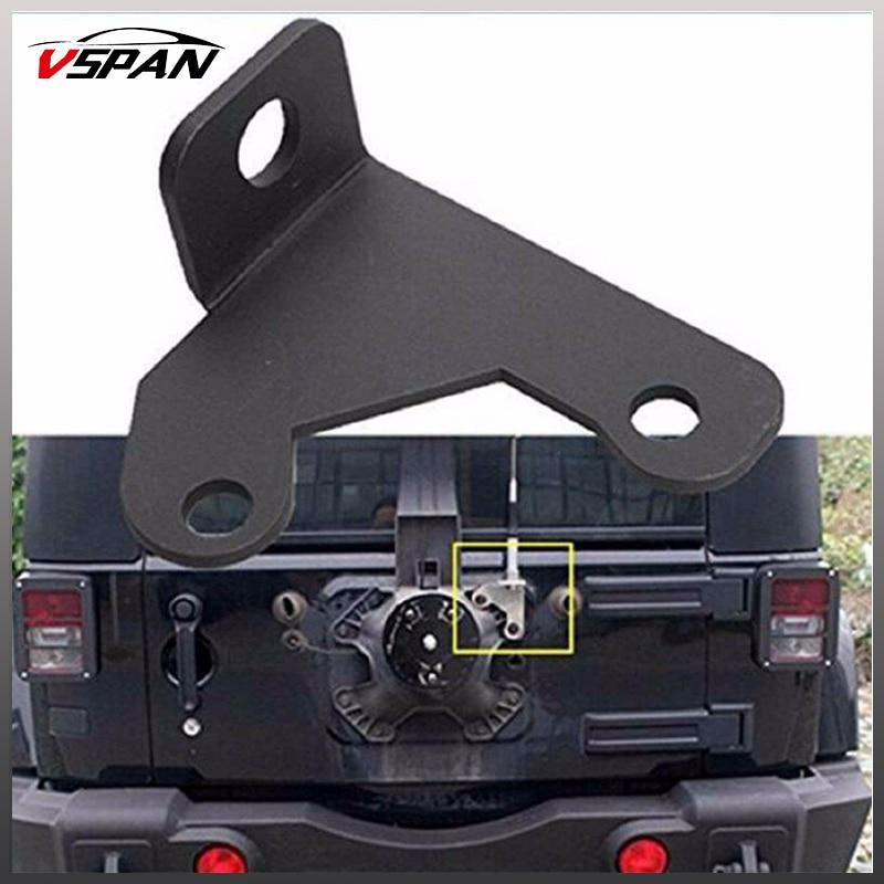 4x4 Accessories Tailgate Cb Antenna Bracket Mount Holder For Jeep