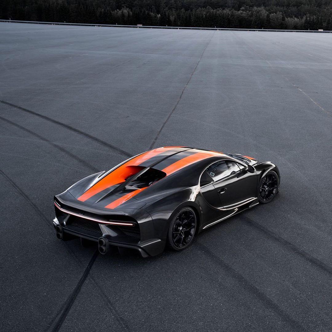 Bugatti Chiron Super Sport 300: This Is The Chiron Super Sport 300+; The Fastest