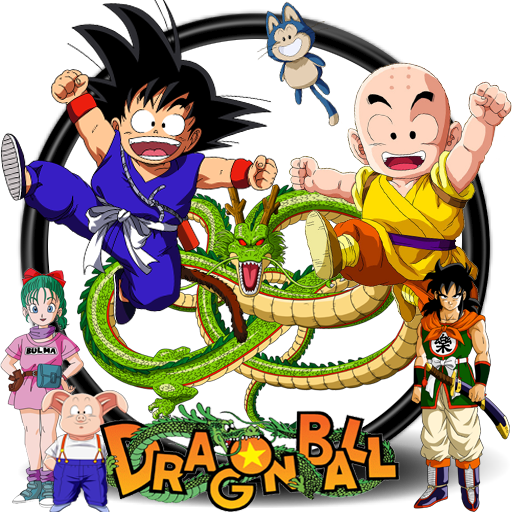 Dragonball Icons 2 By Darksaiyan21 Dragon Ball Dragon Ball Z Anime