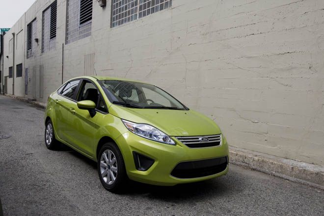 2011 Ford Fiesta Is A Compact Party On 4 Wheels Ford Fiesta Ford Dream Cars