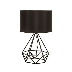 Table lamp wiring regulations images wiring table and diagram kptallat a kvetkezre diamond lamp lamp pinterest diamond shape industrial wired table lamp black tripod geometric keyboard keysfo Gallery