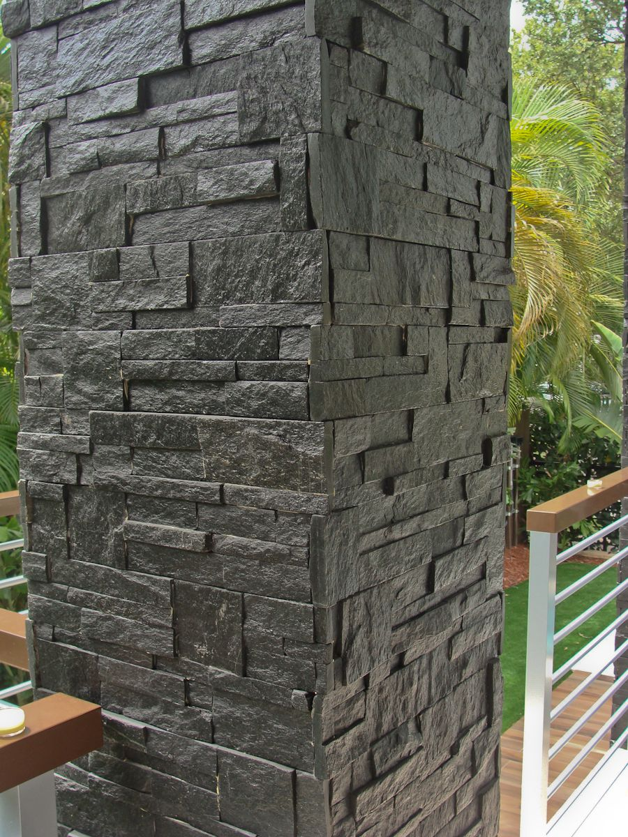 Natural Stone Veneers ǀ Faux Stone Siding ǀ Stone Veneer: Add Curb Appeal To Your Home With Natural Stone Veneer