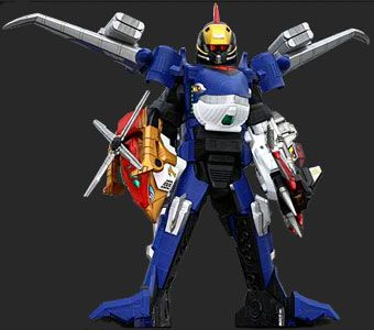 Mach Megazord - Power Rangers RPM - Power Rangers Central ...