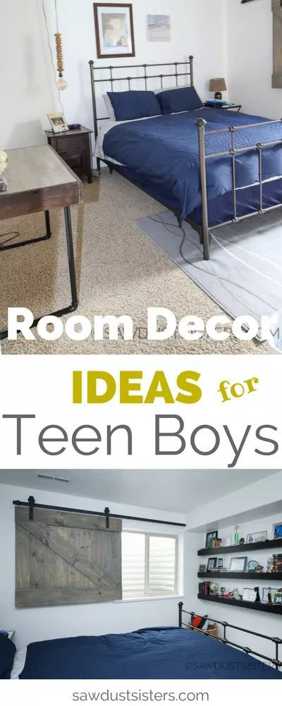 Room Decor Ideas for Teen Boys images