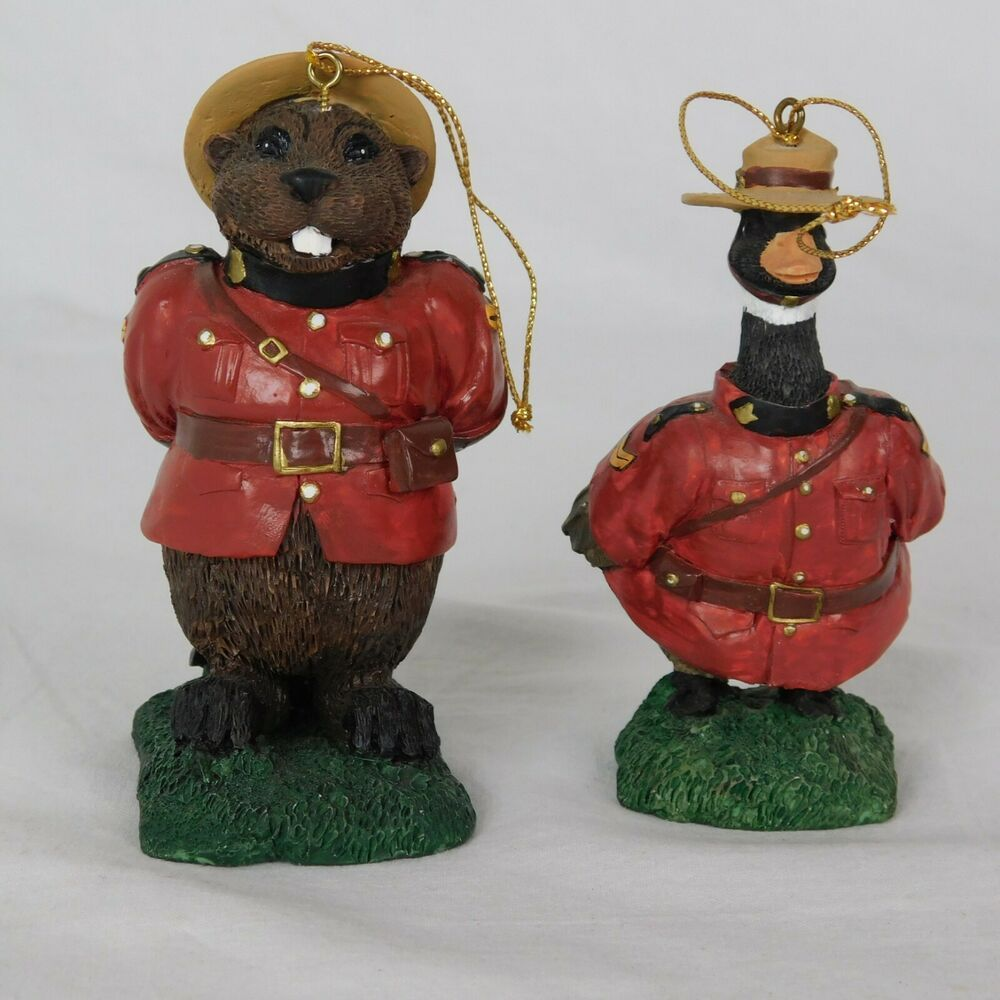 Details about 2 Royal Canadian Mounted Police RCMP