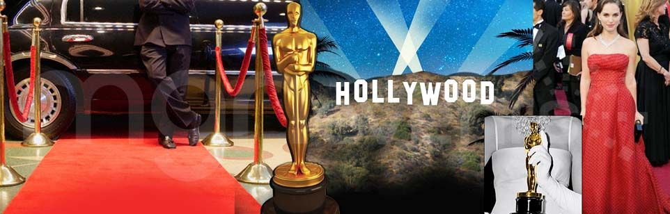 Feel like a celebrity as you walk down the red carpet and be greeted by giant Oscar's at the most extravagant event of the year. You will actually be hanging around with celebrities as well (kind of) with life-size celebrity cut outs. But don't worry the spotlight will always be on you!