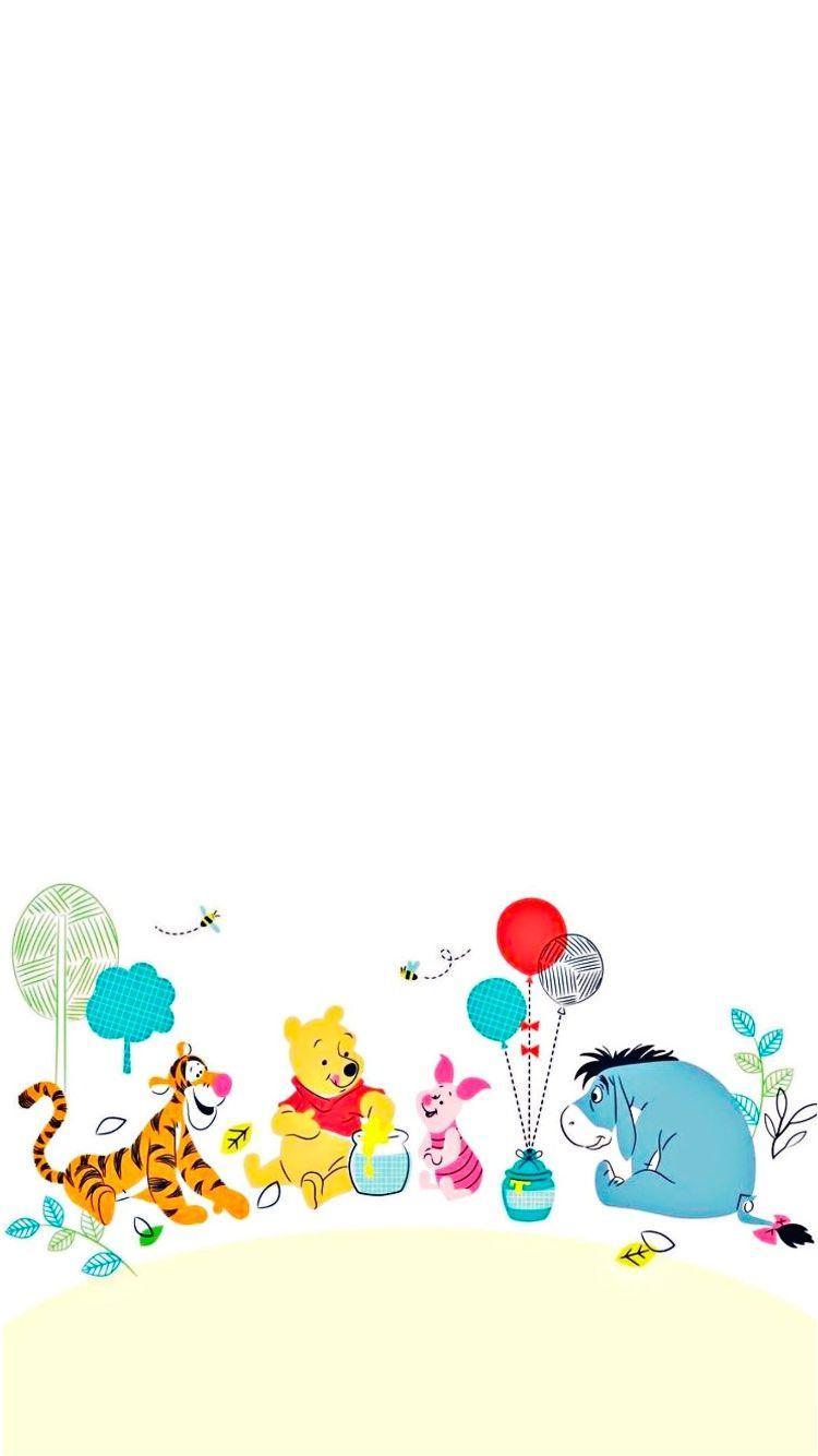 くまのプーさん ディズニー 05 無料高画質iphone壁紙 漫画の壁紙