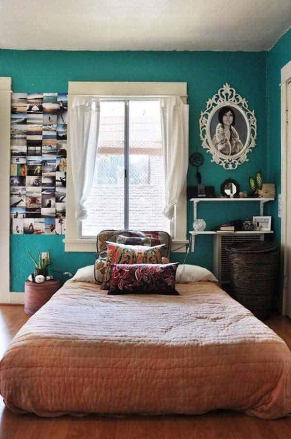 35 Charming BohoChic Bedroom Decorating Ideas Boho chic