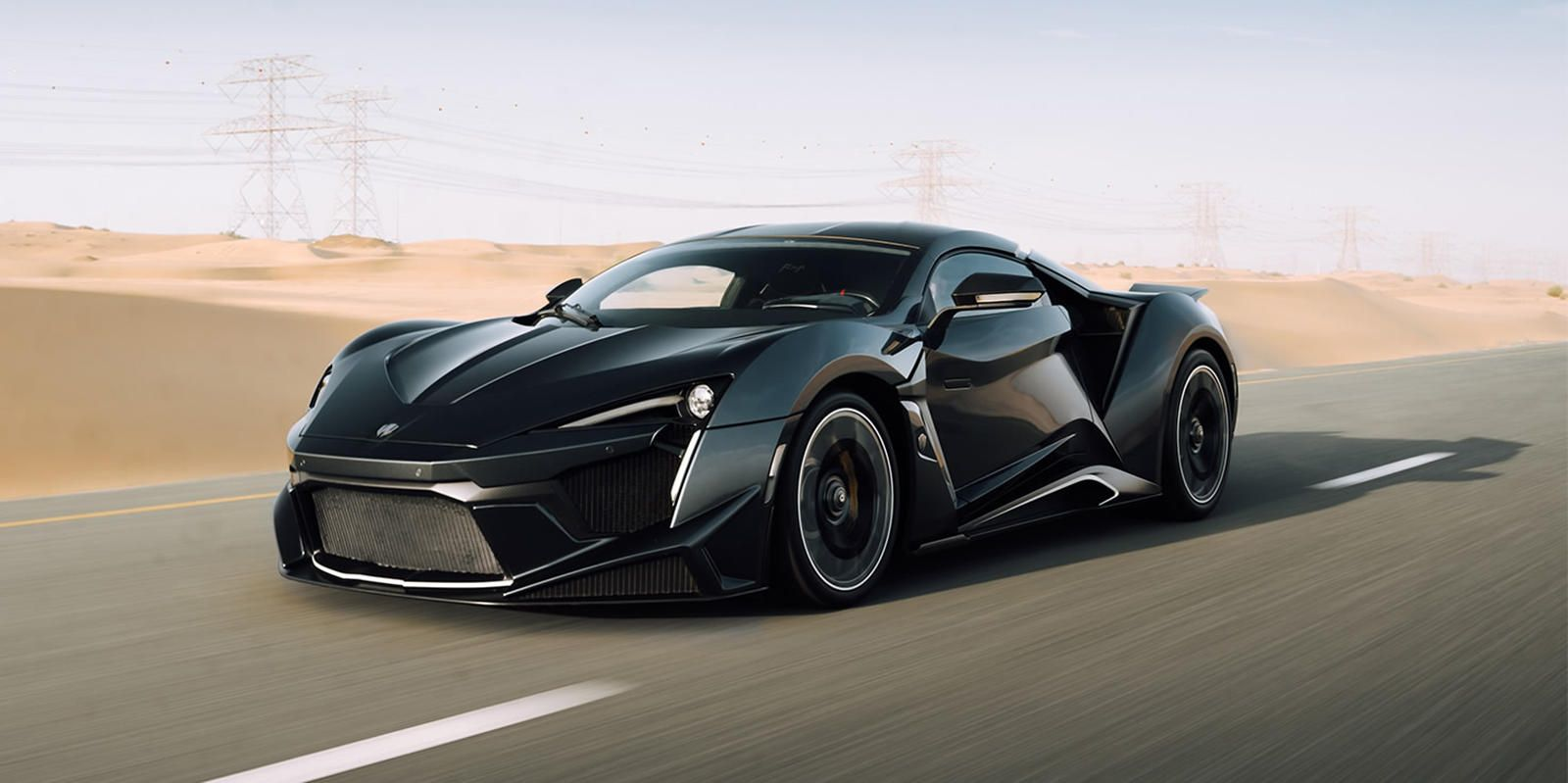 One Guy Just Bought 5 Fenyr Supersport Hypercars That S A Spectacular Amount Of Money To Spend On The Same Car In 2020 Car In The World Supersport Dubai Cars