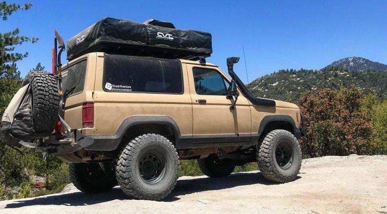 Overlanding Bronco Ii Bronco Ii Corral Bronco Ii Bronco Ford Bronco Ii