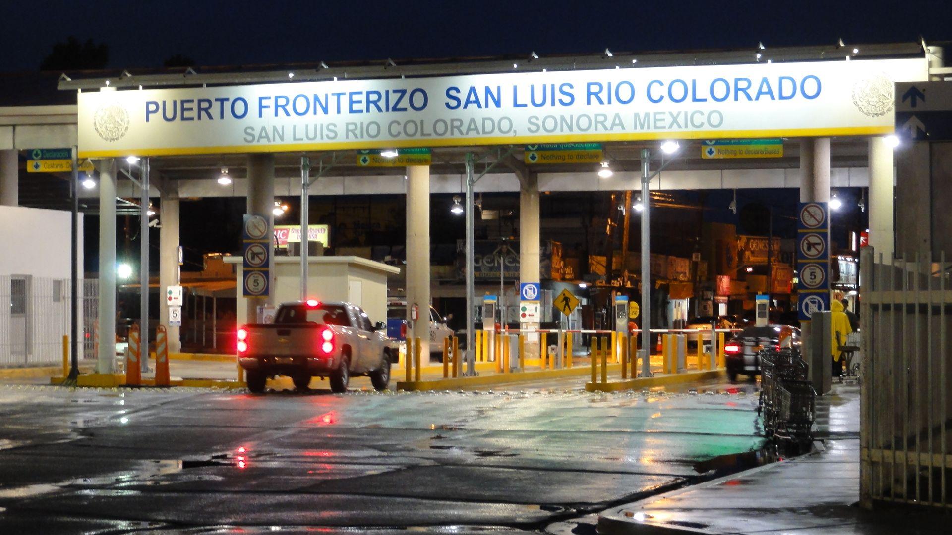 San luis rio colorado mexico