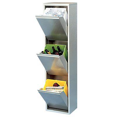 Nel mobile a colonna sull 39 altra parete termosifone for Ikea bidoni differenziata
