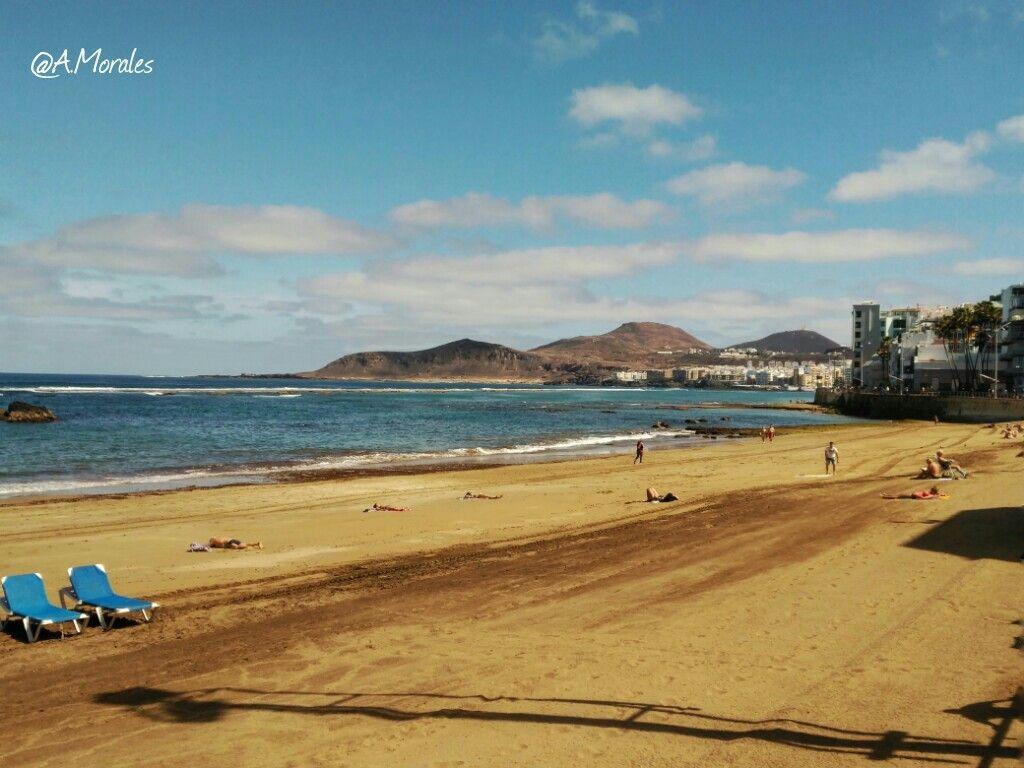 Playa de Las Canteras (Las Palmas GC)
