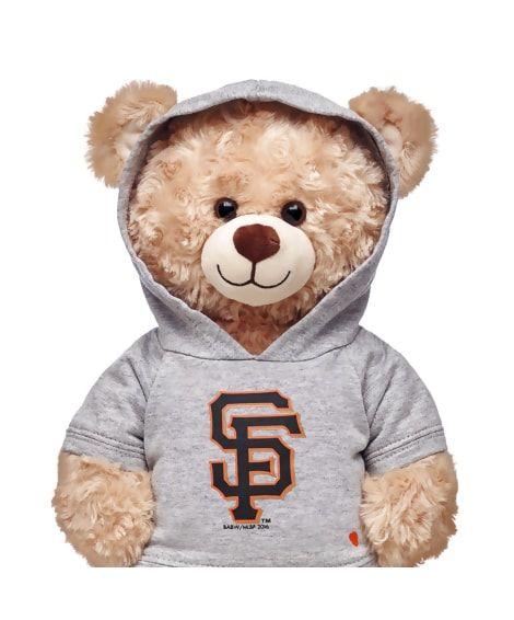 SF Giants Stuffed Bear