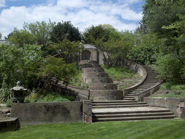 Greenwood Gardens Short Hills Nj By Preservation Nj Via Flickr Gardens Pinterest Essex